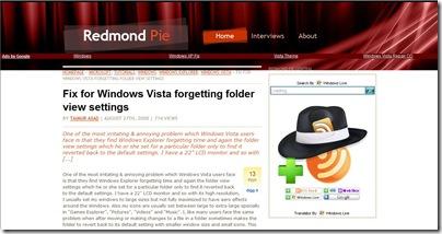 Redmond Pie Rendering Issues