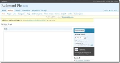 Wordpress Rendering Issues