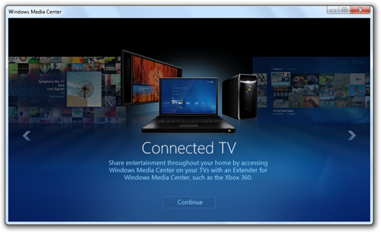 Windows 7 Build 7022 - Media Center (1)