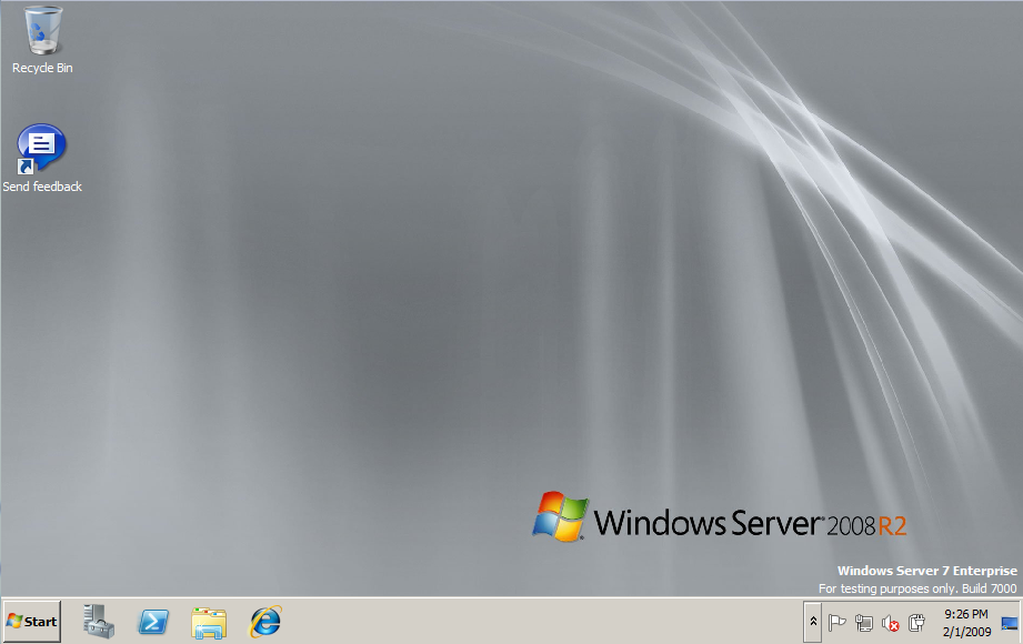 Exclusive Wallpapers for Windows Server 2008 R2 | Redmond Pie