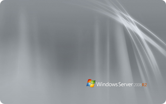 Windows Server 2008 R2 wWhite