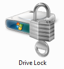 Drive Lock Icon