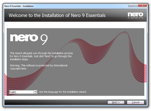 nero startsmart essentials gratuit