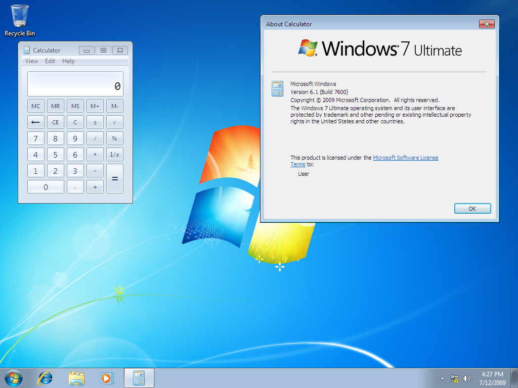 Download Windows 7 Rtm Build 7600 Redmond Pie