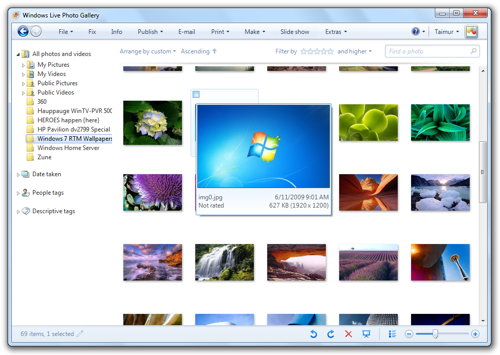 Windows 7 Wallpapers Pack Redmond Pie