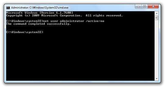 Windows 7 Cmd