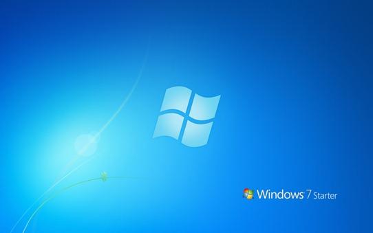 Windows 7 Starter Wallpaper (2)
