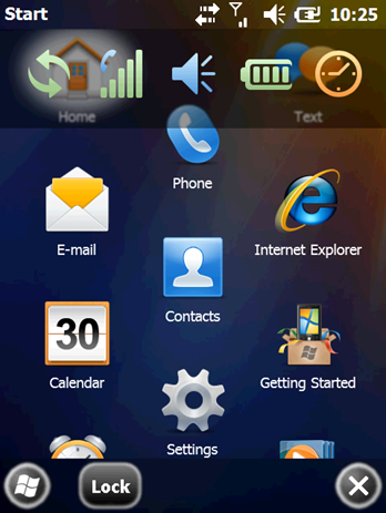 Windows Mobile 6.5 Buld 23034