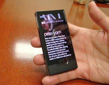 Zune HD Web Browser (3)