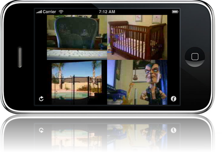iCam for iPhone