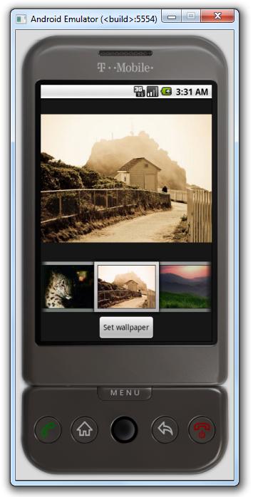 emulator windows mobile 6.5 android