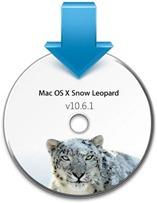 Mac OS X  10.6.1 Snow Leopard