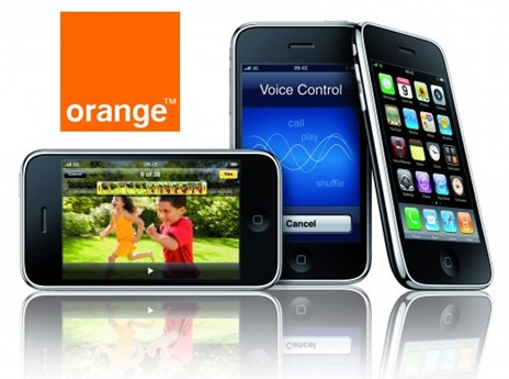 Orange UK to Sell iPhone 3GS