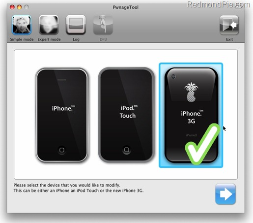 PwnageTool 3.1 for Unlocking and Jailbreaking iPhone 3.1