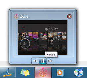 Videoalbum art previews with full playback control