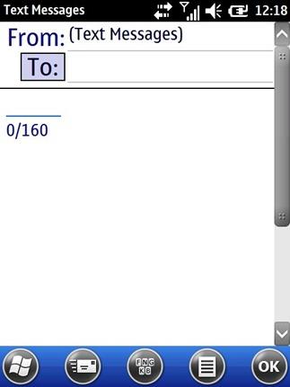 Windows Mobile 6.5 Build 23047