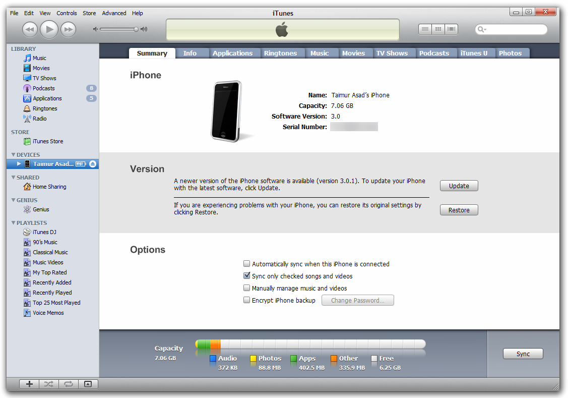 How To Unlock A Iphone On Itunes