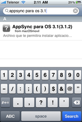 Cydia - MobileInstallation Patch