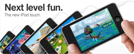 Best Cyber Monday 2009 Deals On iPod touch