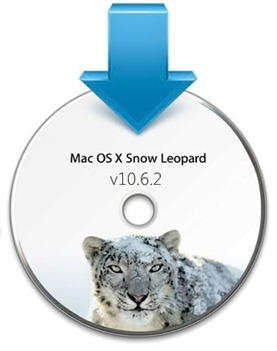 Mac OS X 10.6.2 Snow Leopard