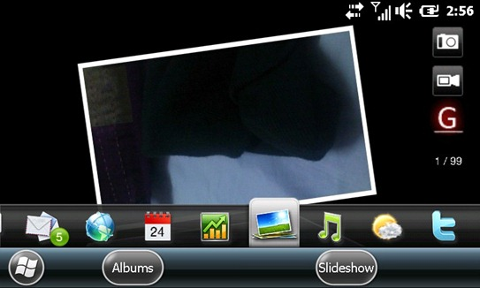 HTC Sense 2.5 for HTC HD2 (3)