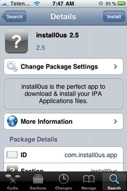install0us 2.5