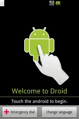 Droid 2.1 on G1
