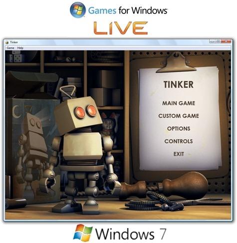 Microsoft Tinker