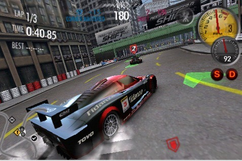 Need For Speed Shift for iPhone
