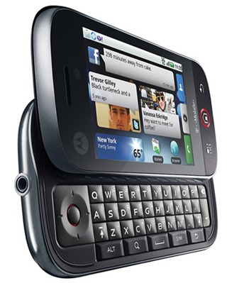 Root Motorola CLIQ