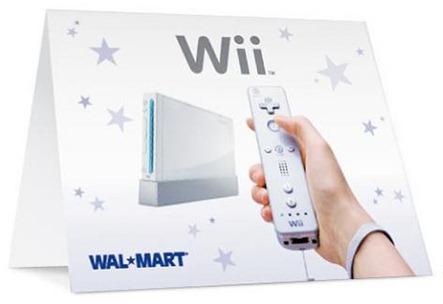Walmart Wii Special Deal