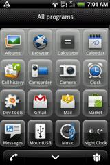 HTC Espresso on G1
