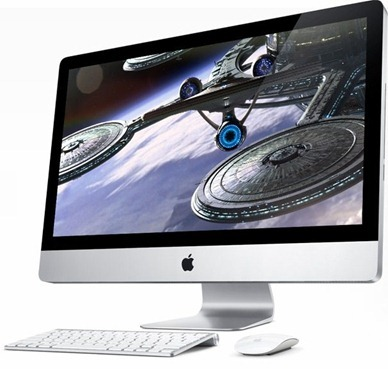 Multitouch iMac