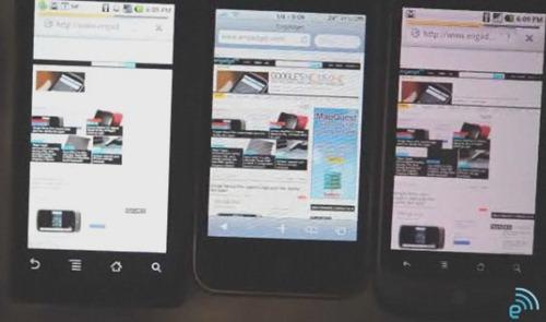 Nexus One vs iPhone vs Motorola Droid