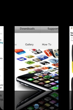 PreBrowser for iPhone