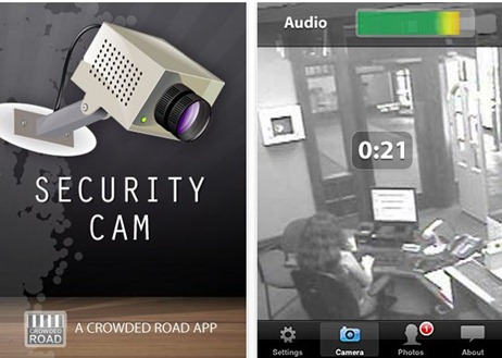 iphone spy camera app