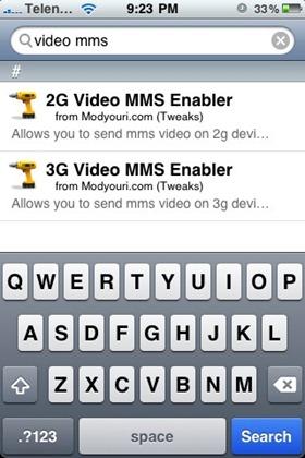 Video MMS