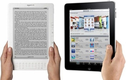 iPad vs Kindle