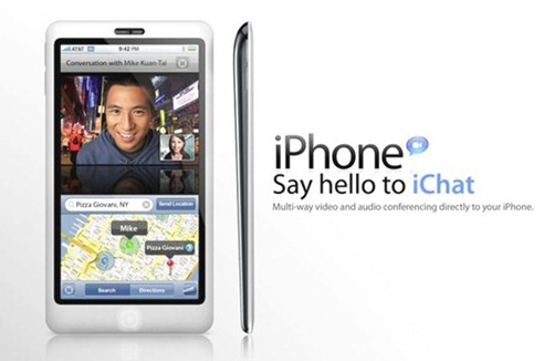 Next-Gen iPhone 4G