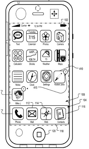 iPhone Patent