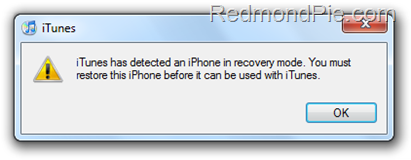 Fix 1604 Error iPhone 3.1.3