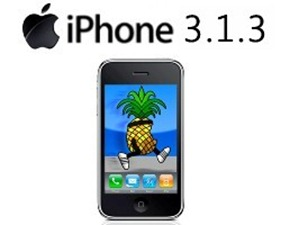 Jailbreak iPhone 3.1.3