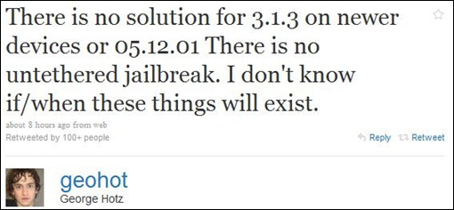 Jailbreak iPhone 3.1.3 blackra1n