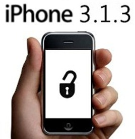 Unlock iPhone 3.1.3