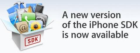 iPhone 3.2 SDK
