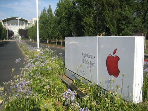 Apple Campus, 1 Infinite Loop