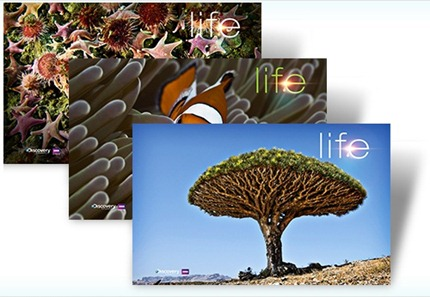 LIFE Discovery Channel Theme for Windows 7