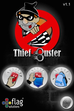 Thief Buster Antitheft Alarm