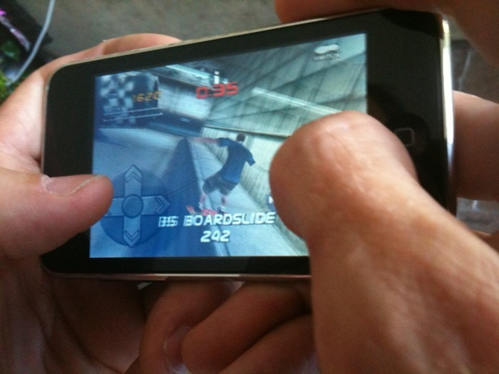 Tony Hawk for iPhone and iPad