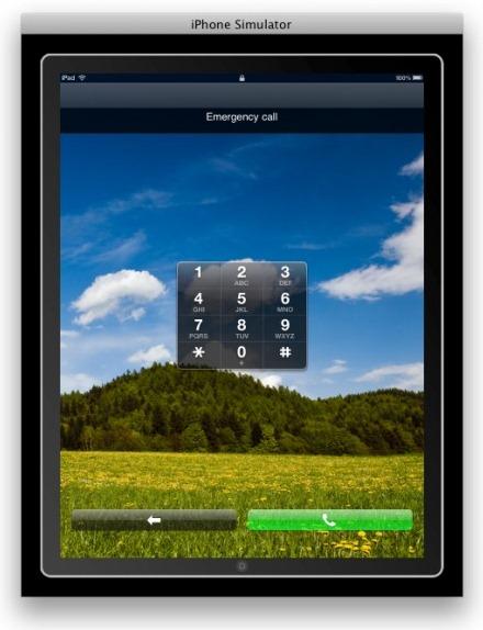iPad Phone Calls